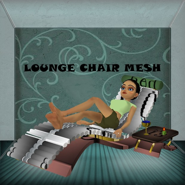 LOUNGE CHAIR MESH
