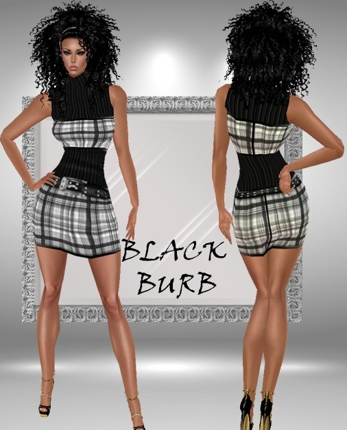 BLACK BURB