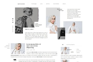 CU WordPress Theme #02