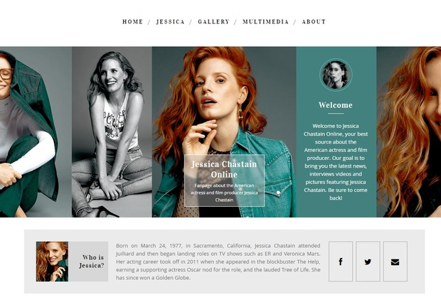 CU WordPress Theme #03 ~Responsive