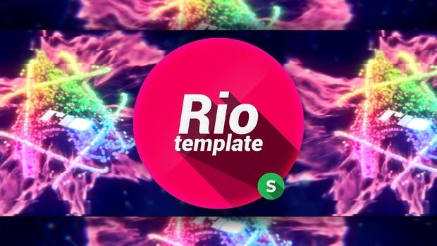 Rio Intro Template