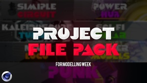 Modelling Week Project Files