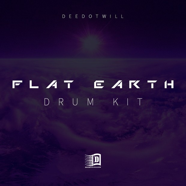 Deedotwill - Flat Earth Drum Kit