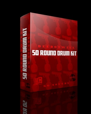 Deedotwill - 50 Round Drum Kit