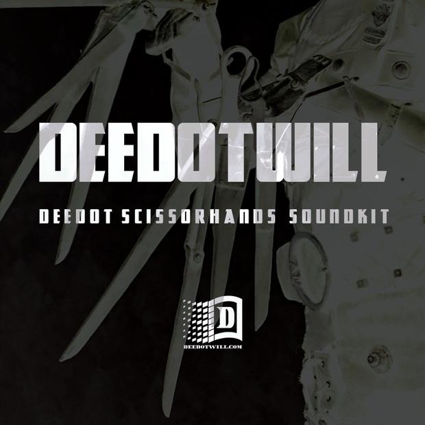 Deedotwill - Deedot Scissorhand Soundkit
