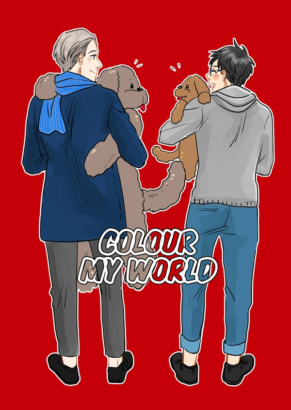 Colour My World - Yuri on Ice Fanbook #1