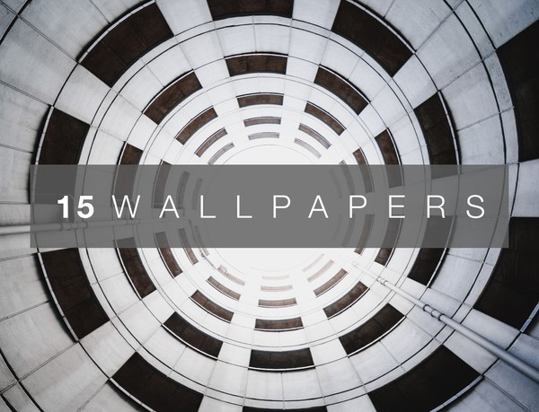 15 WALLPAPERS Vol. 1 - PAUL SYDOW