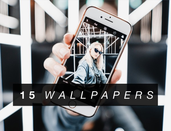 15 WALLPAPERS Vol. 2 - Paul Sydow
