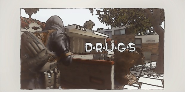DRUGS(Project file) (AE CC)