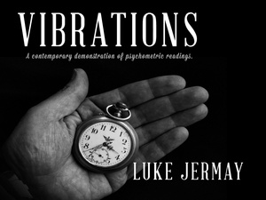 Vibrations - A demonstration of psychometric readings.