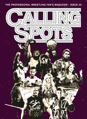 Calling Spots issue 25