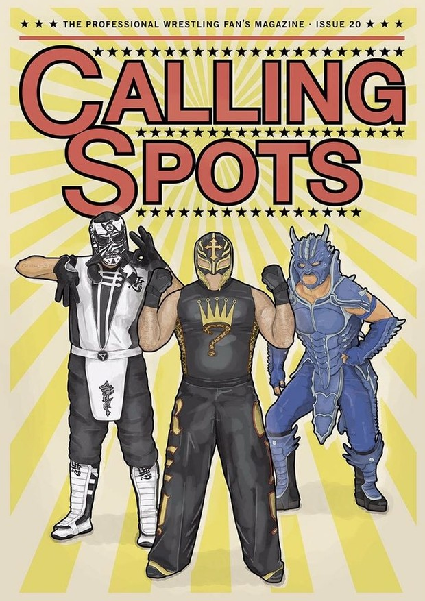 Calling Spots issue 20