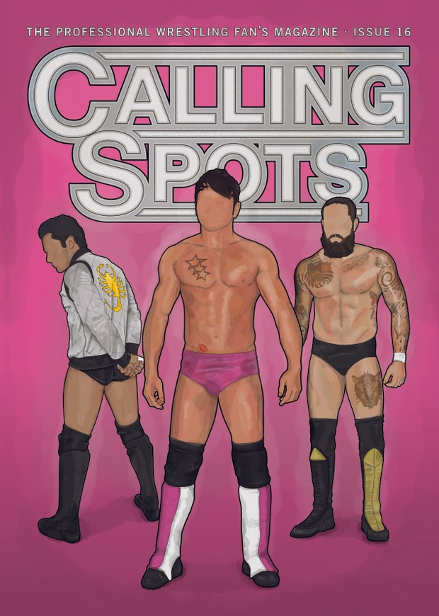 Calling Spots issue 16