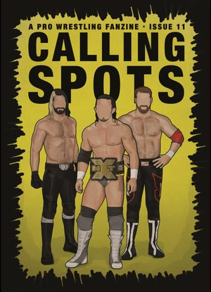 Calling Spots issue 11