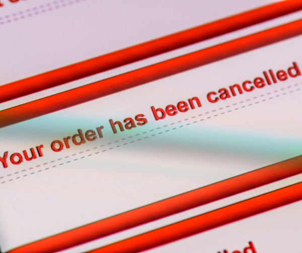Back Orders and Cancellation Policy