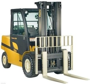 Yale (G813) Forklift Truck GP/GLP/GDP-080VX/090VX/100VX/110VX/120VX Workshop Service Manual