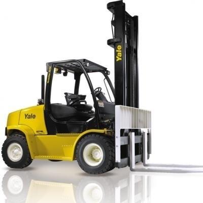 Yale Forklift Truck D878 Series: GDP60VX, GDP70VX, GLP60VX, GLP70VX Workshop Service Manual