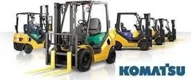 Komatsu FG/FD-10/15/18/20/25/30/35 Series Service Shop Manual Forklift Workshop Repair