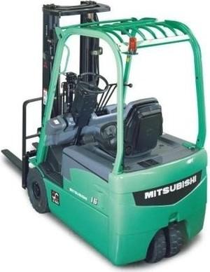 Mitsubishi Electric Forklift Truck FB16N, FB18N, FB20CN Workshop Service Manual