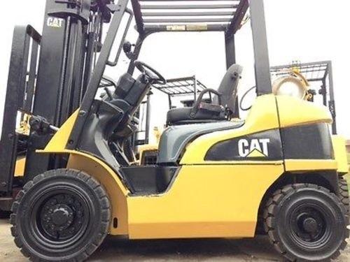 Caterpillar Cat P30001- P70001  P series mast and chassis Workshop Service Repair Manual