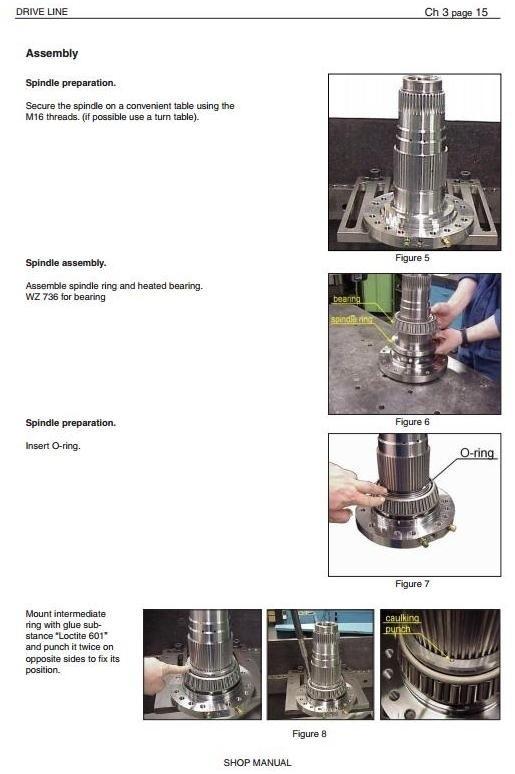 Doosan Articulated Dump Truck DA30 Workshop Service Manual
