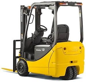 Komatsu AE50 AM50 Series Forklift Complete Workshop Service Repair Manual