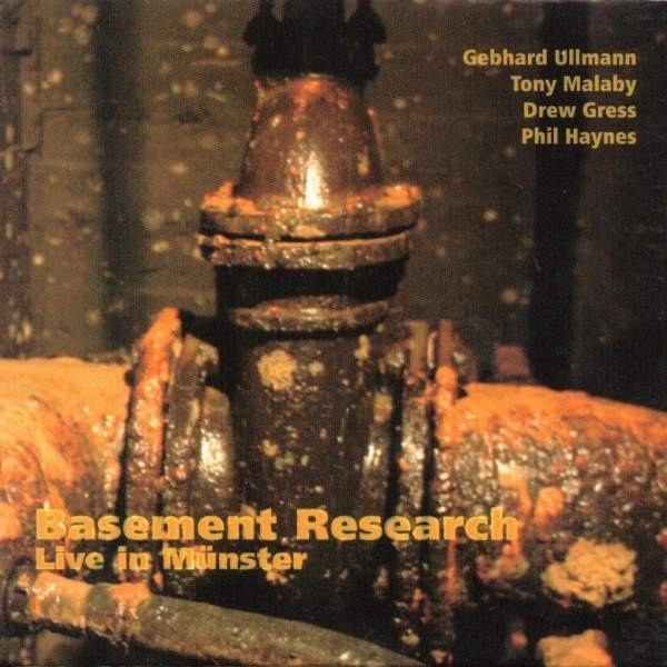 MW773 MW773 Basement Research Live in Munster by Gebhard Ullman