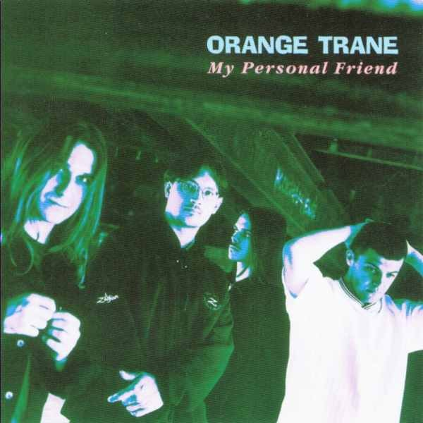 MW704 Orange Trane - My Personal Friend