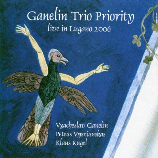 MW783 Ganielin Trio Priority - Live in Lugano 2006