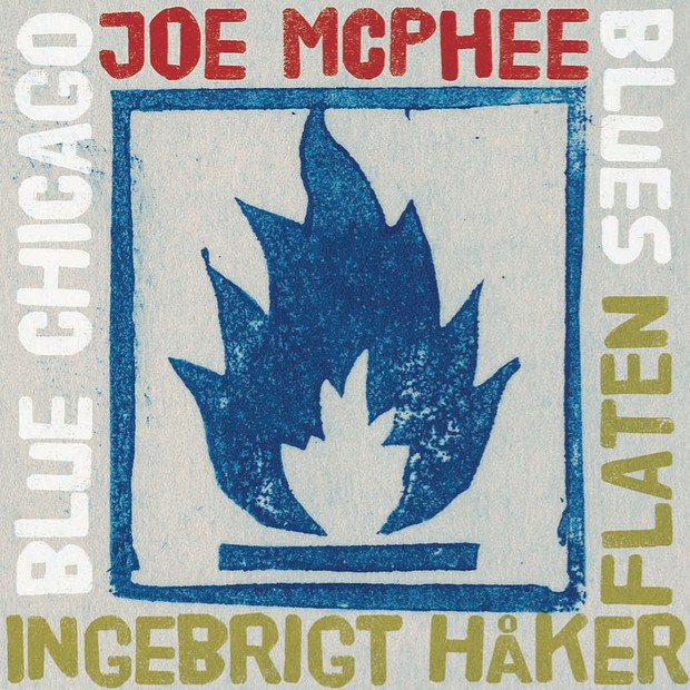 MW841 Blue Chicago Blues - Joe McPhee / Ingebrigt Haker Flaten