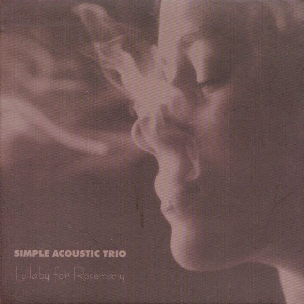 MW727 Simple Acoustic Trio - Lullaby For Rosemary