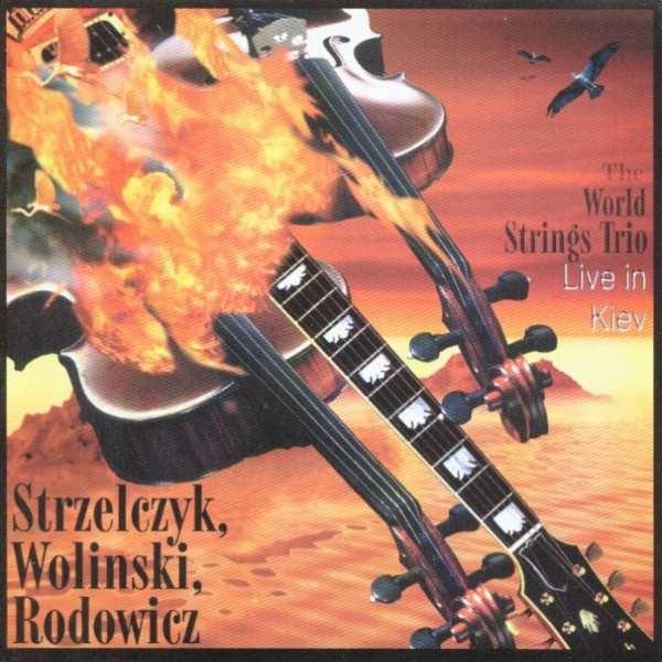 MW729 The World Strings Trio - Live In Kiev