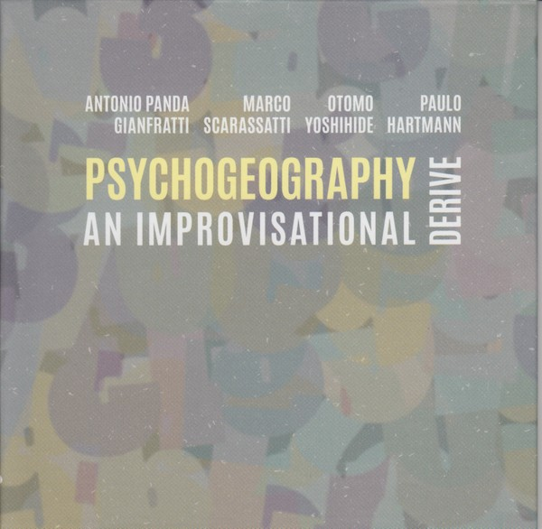 MW965 Psychogeography, an Improvisational Derive