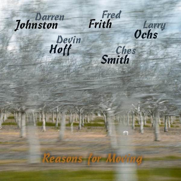 MW779 - Darren Johnston - Reasons for Moving