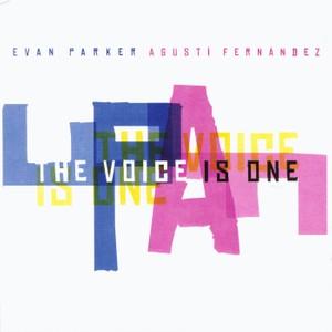 MW878 The Voice is One - Evan Parker / Agustí Fernández