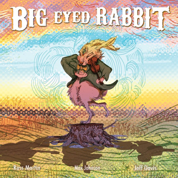 MW916 Big Eyed Rabbit by Ross Martin, Max Johnson, Jeff Davis