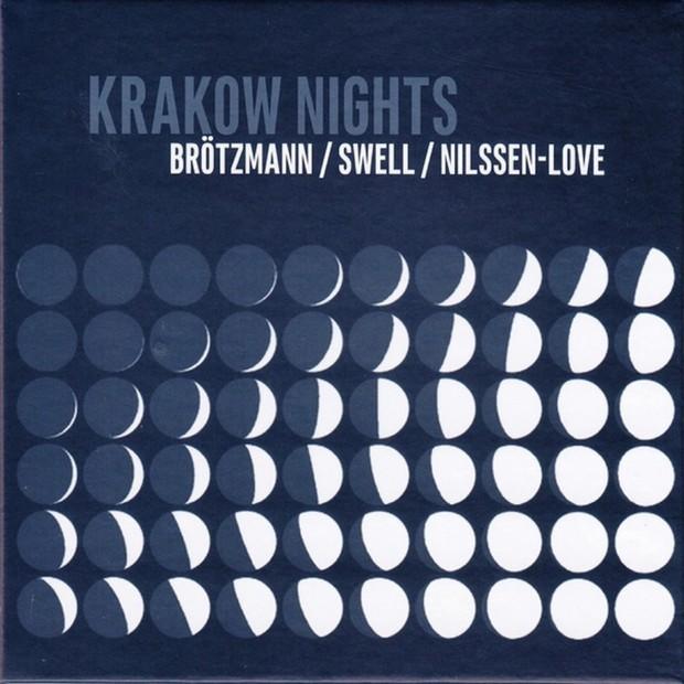 MW937 Krakow Nights by Peter Brötzmann / Steve Swell / Paal Nilssen-Love