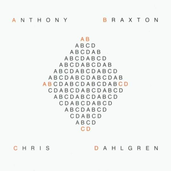 MW768 Anthony Braxton, Chris Dahlgren - ABCD