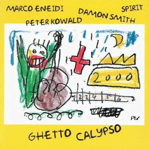 MW769 Marco Eneidi - Ghetto Calypso