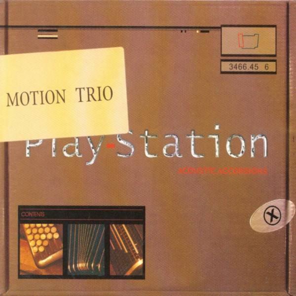 MW735 Motion Trio - Play Station