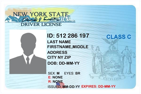 Fun York License Sekar - Rupansh Ultimate Template New Driver for