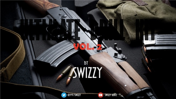 Ultimate Drill Kit vol.2 Prod Swizzy | MIDI | SAMPLE | WAV |