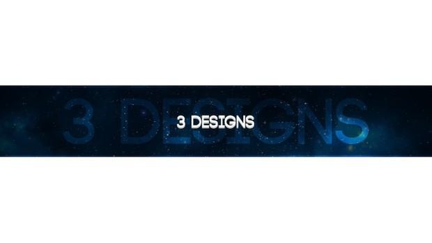 Professional Custom Youtube Banner