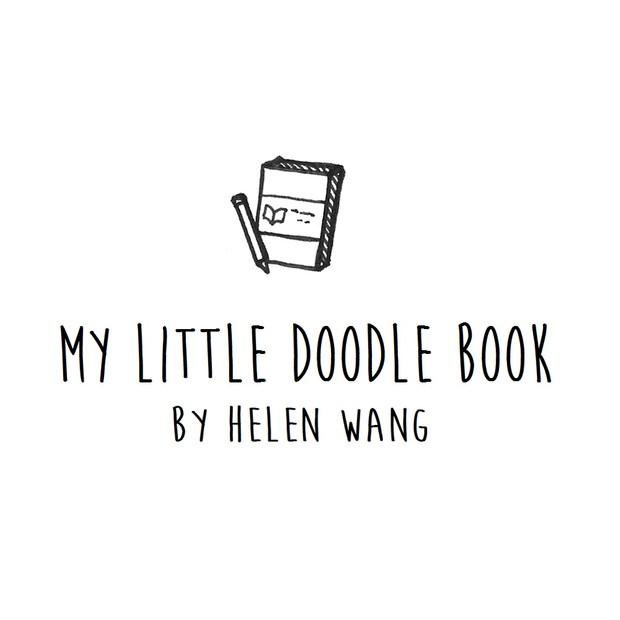 My Little Doodle Book