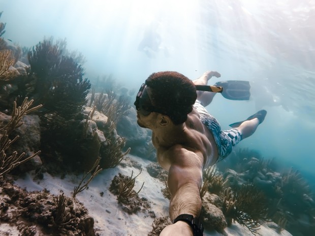 GoPro Underwater Preset For Lightroom