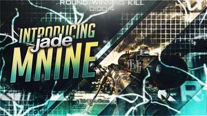 Jade mnine introducing. (Pf + Clips&Cines)