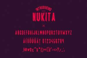 Nukita | Free Demo