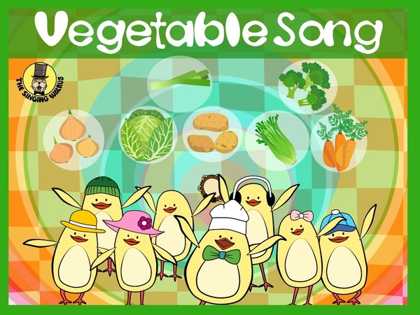 Vegetable Song Video (mp4)