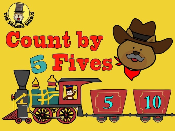 Count by 5s video (mp4)