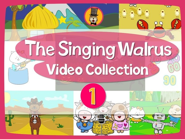 Children's Video Collection Vol. 1